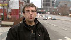 Le journaliste Stéphane Leclerc donne les détails du nouveau site Internet de covoiturage en Outaouais.