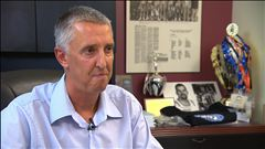 L'entrevue de Marie Malchelosse avec le directeur général de Basketball Québec Daniel Grimard sur le phénomène Wiggins