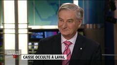 Patrice Roy s'entretient avec Serge Ménard.