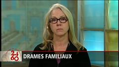 Anne-Marie Dussault s'entretient avec la Dre Marie-Josée Poulin, chef du Programme de psychiatrie périnatale à l'Institut universitaire de santé mentale