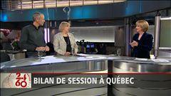 Bilan de session à Québec