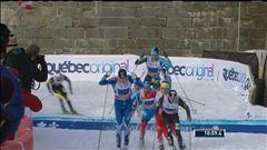 L'élite du ski de fond à Québec