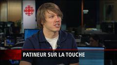 Entrevue de Michel Viens avec Mathieu Giroux