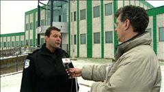 Le journaliste Marc Gauthier a recueilli des réactions à la suite de la présence de membre des Hells Angels à Gatineau, samedi dernier.