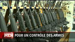 Le débat sur le contrôle des armes à feu ravivé, explique Joyce Napier