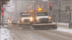 Les conditions dans la grande région de Québec