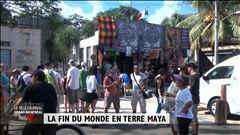 Le reportage de Jean-Michel Leprince sur la fin du monde en terre maya