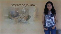 L'équipe de Johana