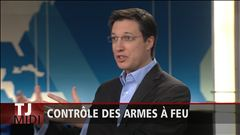 Entrevue avec Guillaume Lavoie, chercheur à la Chaire Raoul-Dandurand de l'UQAM