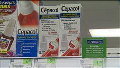 Certains médicaments contre la grippe commencent à manquer dans les pharmacies, explique Marie-Hélène Rousseau.