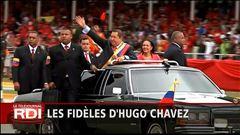 Chavez et la politique étrangère