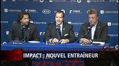 La conférence de presse de l'Impact de Montréal et l'analyse de Francis Millien