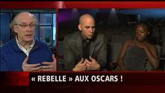 Entrevue avec Michel Coulombe sur le film Rebelle
