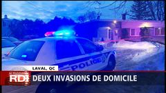 Invasions de domicile : Caroline Belley fait le point