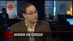 Entrevue avec Louis Patrick Leroux