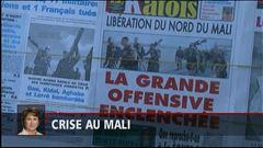 Crise au Mali : Notre envoyée spéciale Sophie Langlois à Bamako