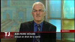 Entrevue avec Me Jean-Pierre Ménard