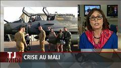 Alexandra Szacka fait le point sur l'intervention française au Mali, suivi de Jabeur Fathally, spécialiste dans les relations internationales, notamment en Afrique du Nord.