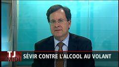 Entrevue avec le ministre St-Arnaud