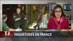 Inquiétudes en France : Alexandra Szacka fait le point