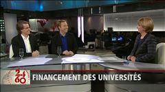 Anne-Marie Dussault en parle avec le ministre Pierre Duchesne, l'économiste Youri Chassin et le chercheur Simon Tremblay-Pépin
