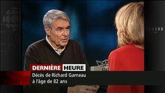 Richard Garneau, l'homme
