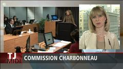 Commission Charbonneau :Isabelle Richer revient sur la joute entre avocats