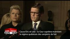 Me Pierre Bienvenu, avocat d'Éric