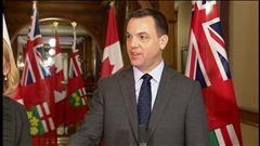 Changement de garde en Ontario