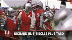 Richard III, 5 sièclees plus tard