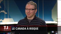 Le Canada à risque