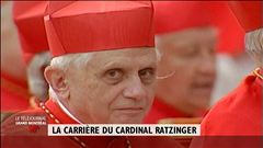 Le pape Benoit XVI : sa vie, son pontificat