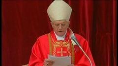 Démission de Benoît XVI : l'évêque du diocèse de Chicoutimi surpris