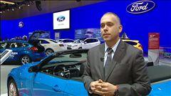 Un avenir électrique? Steve Ross de Ford