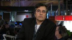 Martin Robert reçoit Pierre Céré, porte-parole du Conseil national des chômeurs.