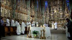 Un adieu au pape à Ottawa