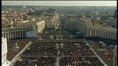 Entrevue avec Ariel Dumont sur la dernière journée du pape Benoit XVI