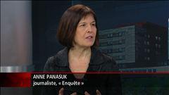 Scandale du CUSM : les explications d'Anne Panasuk
