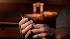 Le journaliste Louis Blouin a rencontré un trafiquant de stéroïdes