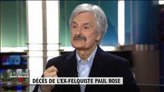 Entrevue avec le journaliste Marc Laurendeau