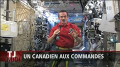 Un canadien aux commandes