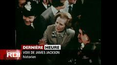 Décès de Margaret Thatcher : Entrevue avec James Jackson