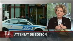 Attentats de Boston : inquiétude nationale