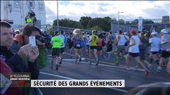 Yvan Côté, Normand Grondin, Alexandra Szacka et Pascal Robidas font le point.