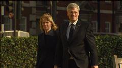 Daniel Thibeault parle d'un duel politique Harper-Trudeau dans la foulée des attentats de Boston.