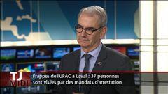 Arrestation de Gilles Vaillancourt - Entrevue avec le commissaire de l'UPAC Robert Lafrenière