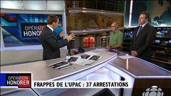 Analyse avec André Cédilot, Marco Labrie et Christian Latreille