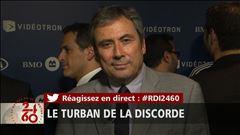 Entrevue avec le vice-président exécutif de l'Impact de Montréal, Richard Legendre