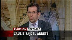 Denis Ferland parle de l'arrestation de Saulie Zajdel et des réactions à Ottawa.