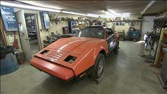 La Bricklin inspire toujours des passionnés de l'automobile